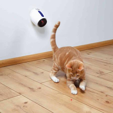 Laser dla kota zabawka