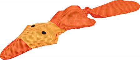 Pływająca kaczka dla psa Aqua Toy 50cm