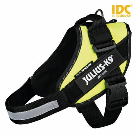 Szelki Julius-K9 IDC® dla psa neonowy