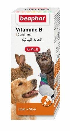 Zestaw witamin z grupy B krople Vitamin B Complex 50ml